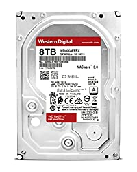 Western Digital 8tb Red Pro Sata Nas Hard Driv