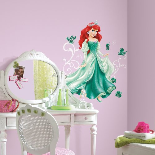 roommates-rmk2550gm-disney-press-ariel-peel-and-stick-giant-wall-decals