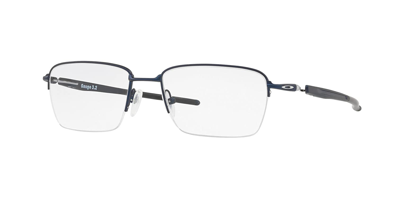 Amazon.com: Oakley ox5128 – 512803 calibre 3,2 hoja anteojos ...