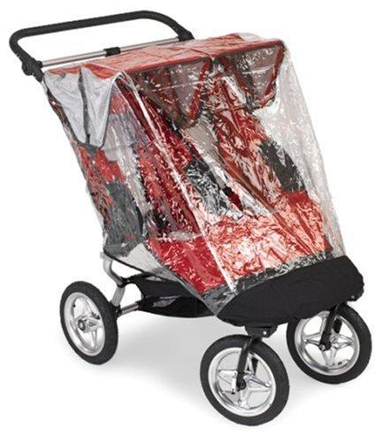 Baby jogger protector para la lluvia Mini duo: Amazon.es: Bebé