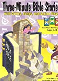 Three Minute Bible Stories Wit, Shining Star, 0382304861