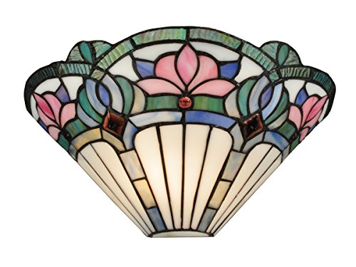 Dale Tiffany TW12148 Windham Wall - Tiffany Dale Shells Tiffany