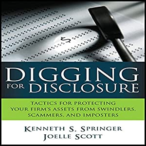 Digging for Disclosure Audiobook