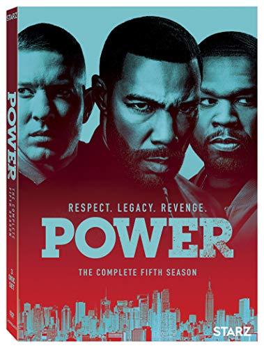 Power (season 5) (Power Starz Dvd)