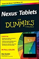 Nexus Tablets For Dummies Front Cover