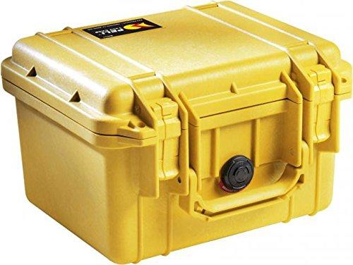 Peli 1300 ohne Schaum, Gelb