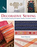 Decorative Sewing, Sarah Beaman, 0762106689