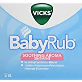 Vicks VapoRub Babyrub  57Ml- Packaging May Vary