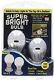 Super Bright Bulb : Portable Wireless Battery