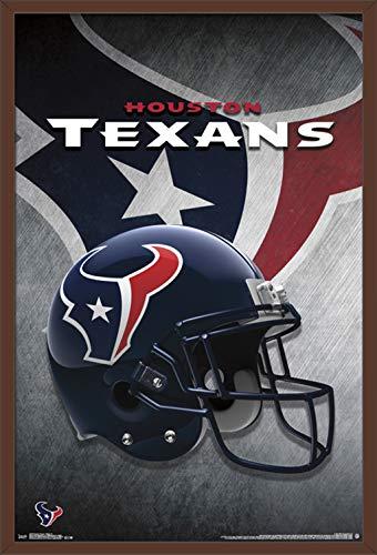 Trends International Houston Texans - Helmet Wall Poster, 24.25