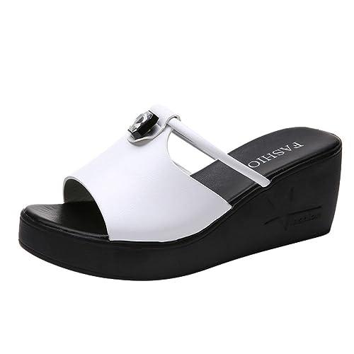 Grande Promozione,sandali Infradito Donna, Donna Sandalo Basso