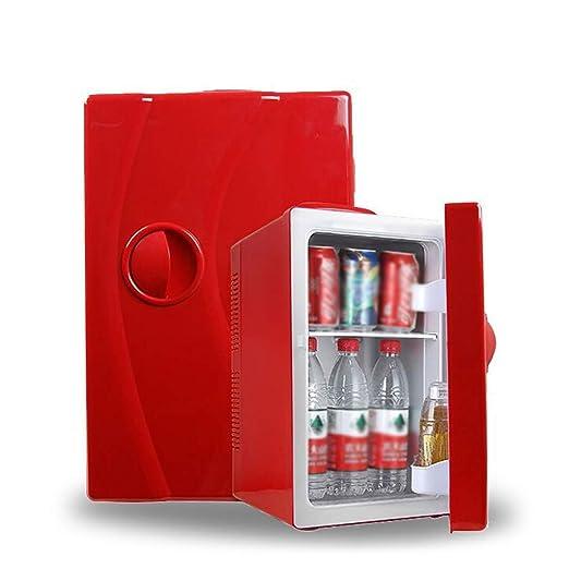 Xiaozou - Mini frigorífico. Refrigerador eléctrico para ...