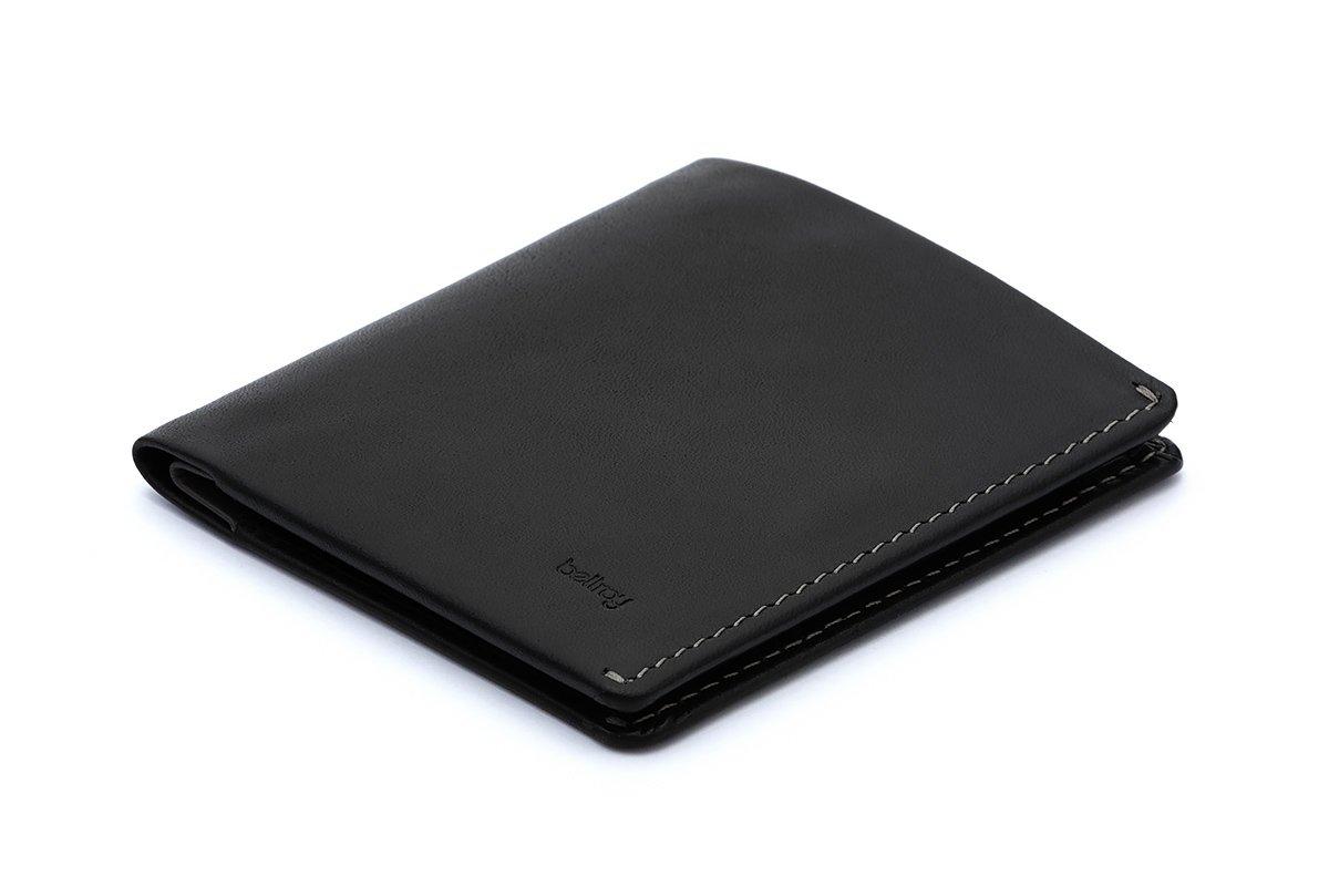 Bellroyベルロイ Note Sleeve、スリムレザーウォレット、RFID版あり(11枚までのカードと現金) B01HRDK5CK Black RFID Black RFID