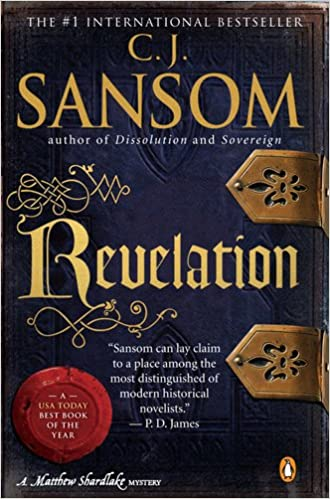 C. J. Sansom - Revelation Audiobook