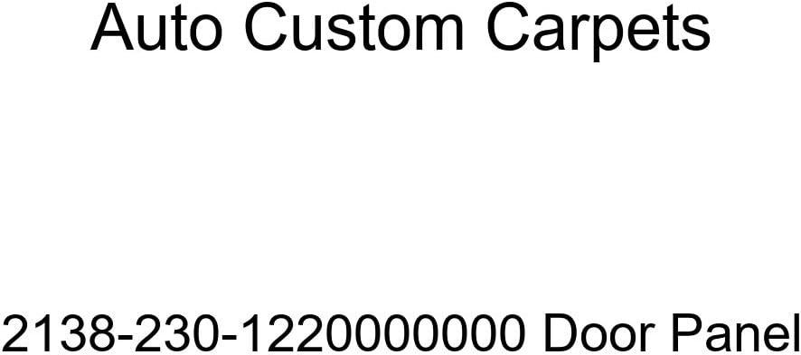 Auto Custom Carpets 2138-230-1220000000 Door Panel