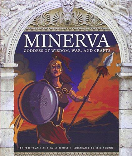 Minerva: Goddess of Wisdom, War, and Crafts (Roman Mythology)