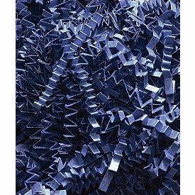 Crinkle Cut Shredded Paper - Navy by Uline
