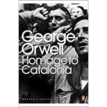 Homage to Catalonia (Modern Classics)