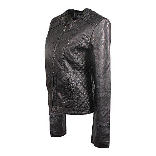 Fritzi aus Preußen Tuscon PU Jacket Slim Cut Damen