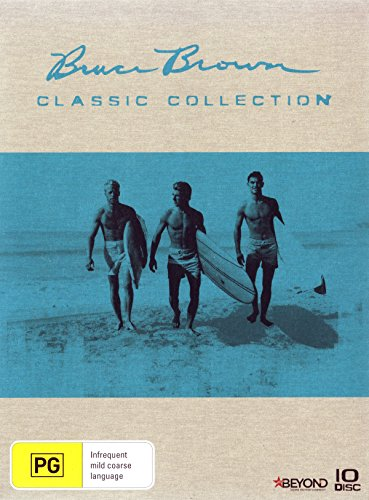 Bruce Brown Classic Collection | 10 Discs | NON-USA Format | PAL | Region 4 Import - Australia - Classic Surf Collection