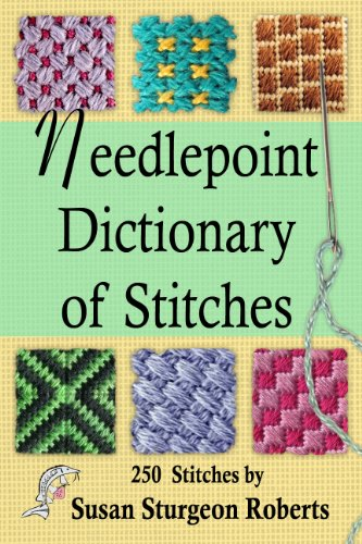 (Needlepoint Dictionary of Stitches )