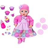 Baby Annabell 700600 Special Day Doll Interactive, 43cm