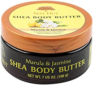 product image for Tree Hut Shea Body Butter, Marula/Jasmine, 7 Ounce (Pack of 3)