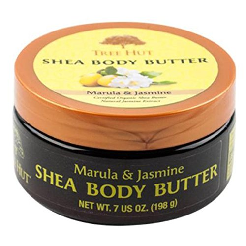 Tree Hut Butter Marula Jasmine product image