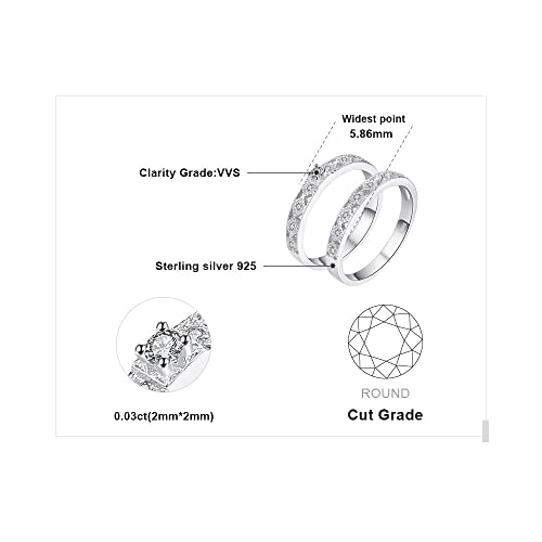 JewelryPalace AR86279906 product image 8