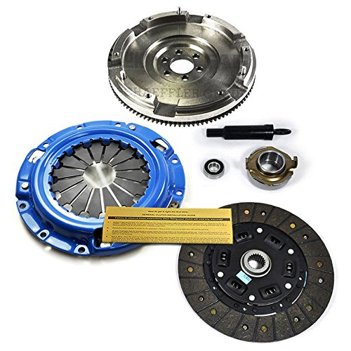 EFT STAGE 2 CLUTCH KIT+ FLYWHEEL FORD PROBE MAZDA 626 MX-6 B2000 B2200 2.0L 2.2L -
