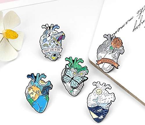 Fashion Simple Leaf Simulation Brooch Pin Costume Badge Girls Women Jewelry Gift