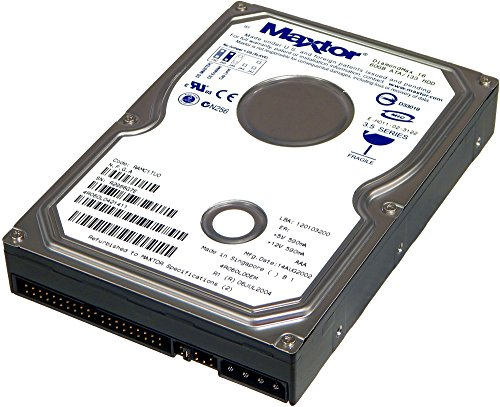 Maxtor DiamondMax 16 4R080L0 80 GB 5400 rpm IDE ATA/133 2MB Cache 3.5″ Internal Hard Drive