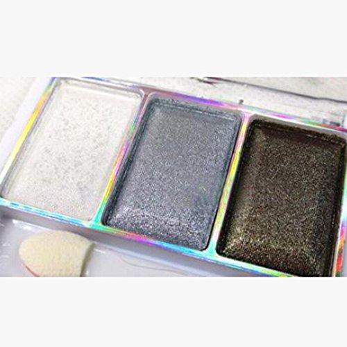 Spritech(TM) Eye Enhancers 3 Kit sombra maquillaje profesional paleta fantasía brillante