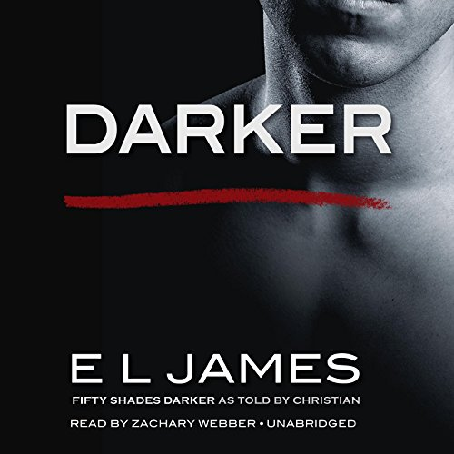 Darker: Fifty Shades Darker as Told by Christian cover