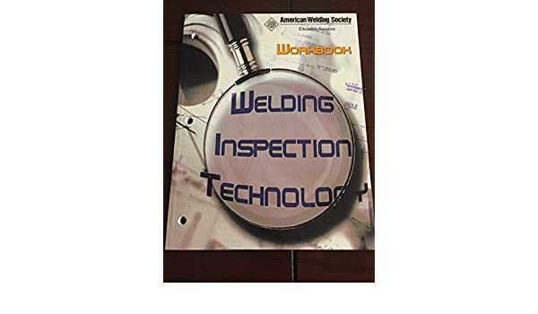 Welding inspection pdf aws technology