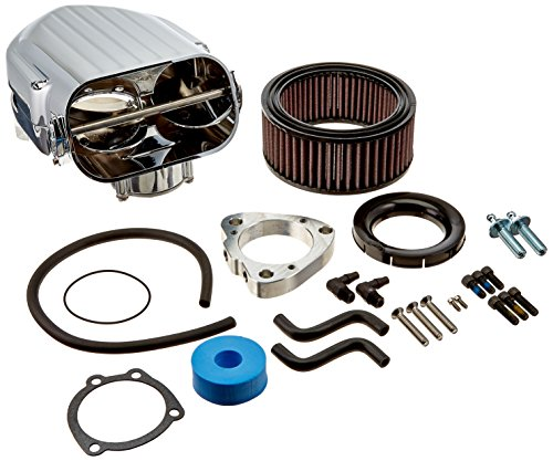 Kuryakyn 9315 Pro Series Hypercharger Air Filter Kit