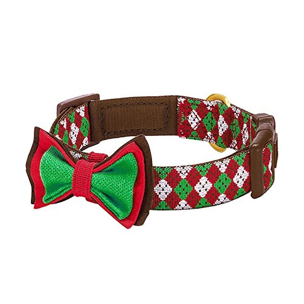 Blueberry-Pet-20-Patterns-Christmas-Festival-Dog-Collar-Collection-Collars-and-Accessories-for-Dogs-Matching-Lanyards-for-Pet-Lovers