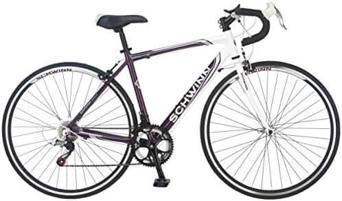 Schwinn Women's Varsity 1300 Road Bike, Purple/White, 18