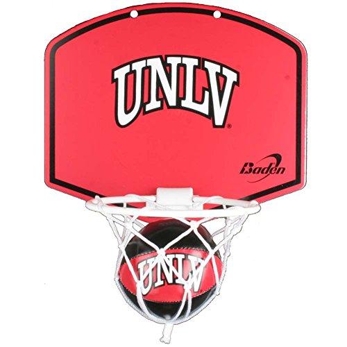 UNLV Rebels Mini Basketball and Hoop Set