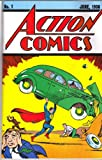 img - for Action Comics No. 1 Reprint Edition by United States Postal Service book / textbook / text book