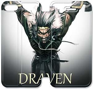 Soul Reaver Draven Y7Y88Y3 iPhone 6 6S Plus 5.5 Cubiertas de tirón del protector del teléfono celular Funda de piel Funda D0B45T1