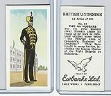 E0-0 Ewbanks, British Uniforms, 1957, 21 The 4th Hussars