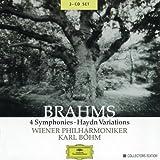 Brahms : Symphonies 1 à 4 (Coffret 3CD)