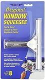 small window squeegee - Ettore 11108 Original Squeegee, 8-Inch