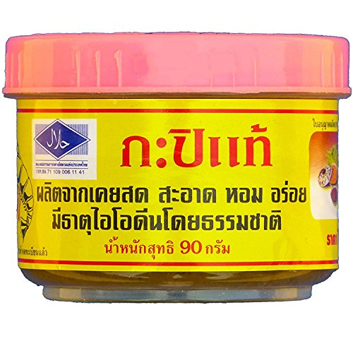 (Thai Shrimp Paste, 3.10 Ounce)