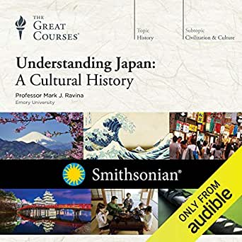 Amazon com: Understanding Japan: A Cultural History (Audible