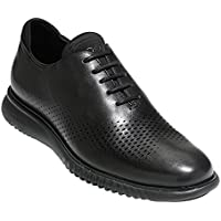 Cole Haan Men's 2 Zerogrand Laser Wing Ankle-High Leather Oxford Shoe