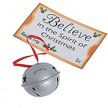 Amazon.com: Hallmark Keepsake Ornament: THE POLAR EXPRESS Bell: Home & Kitchen
