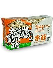 Sphagnum Moss 12 Liters New Zealand AAA Grade Great for Reptiles, Bedding and Terrarium 150 Gram Bale