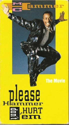 Please Hammer: Don't Hurt 'Em [VHS]